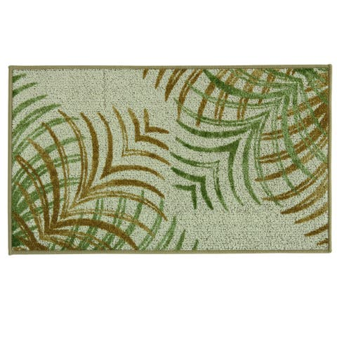 Clic Berber Mirage Kitchen Rug By Bacopa