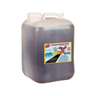 Qik Joe Qik Heat Ultra Calcium Chloride Ice Melt -25 deg. F 5 gal. Jug