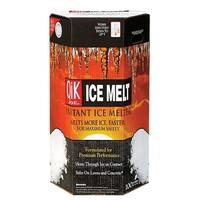 Qik Joe  Calcium Chloride  Ice Melt  -25 deg. F 100 lb. Drum
