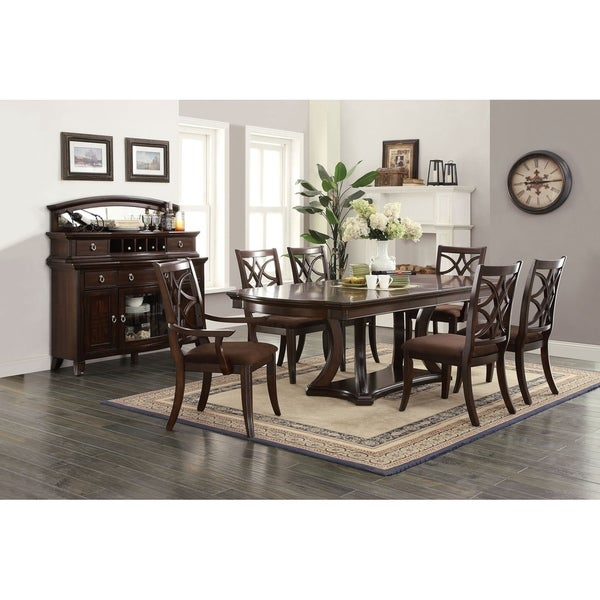 Beau Oliveri 7 PCs Dining Table Set I