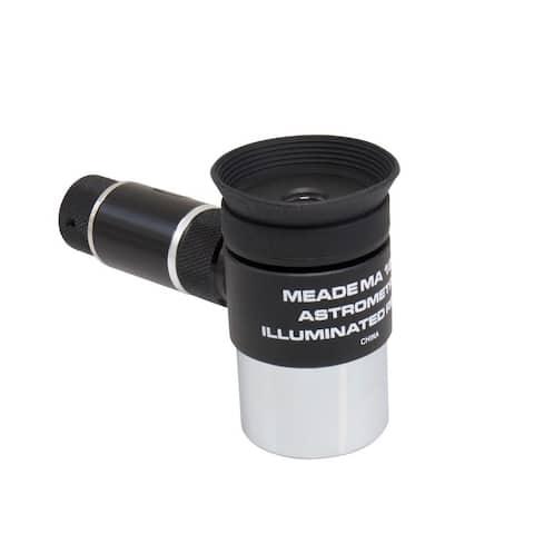 Meade Instruments Series 4000 Plössl 9mm Illuminated Reticle Eyepiece (1.25-Inch)
