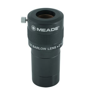 Meade Instruments 2x Barlow, 2-Inch