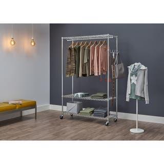 Buy Garment Racks Amp Hangers Online At Overstock Com Our