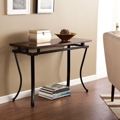 Copper Grove Liatris Cornell Sofa Table