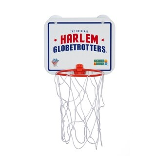 Harlem Globetrotter Scrub a Dunk - The Bathtub Basketball Hoop For Baby Ballers