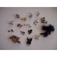 96-piece Trout Fly Assortment