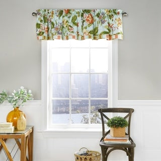 Waverly Laurel Springs Opal Window Valance