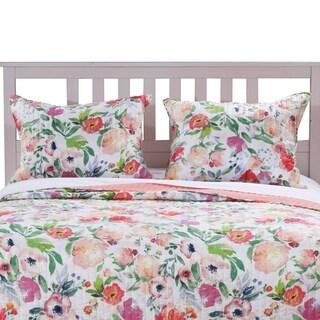 Blossom Pillow Sham Set (Set of 2 Shams)