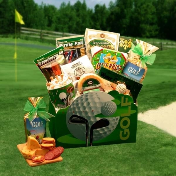 Golf Delights Golf Gift Box