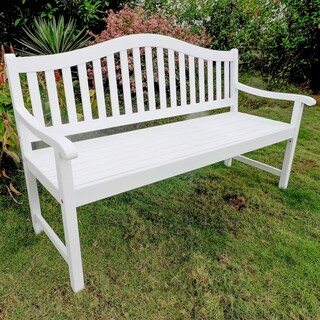 International Caravan Royal Fiji 5-Foot Garden Bench