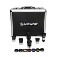 Meade Instruments Series 4000 1.25-Inch Eyepiece and Filter Set - na