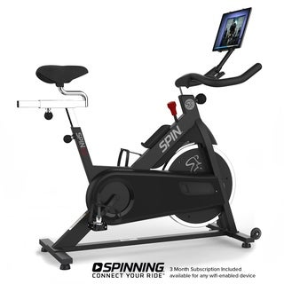 SPIN® L1 Spin Bike x4DVDs