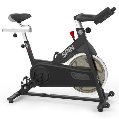 SPIN L5 Spin Bike with 4 DVDs