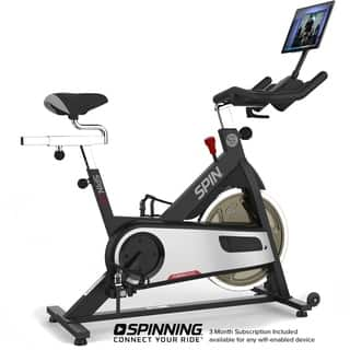 SPIN L9 Spin Bike with 4 DVDs