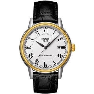 Tissot T-Classic Carson Automatic Mens Watch