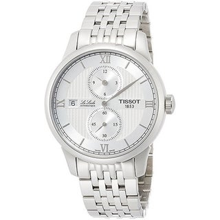 Tissot Le Locle Automatic Stainless Steel Mens Watch T0064281103802