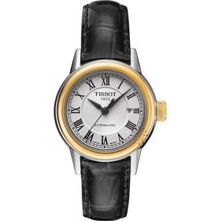 Tissot Carson Leather Ladies Watch T0852072601300