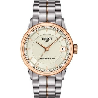 Tissot T-Classic Luxury Automatic Ladies Watch T0862072226101