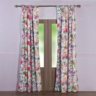 Blossom Curtain Panel Pair