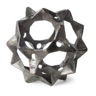 Regina Andrew Design Celestial Object Black Aluminum Statue