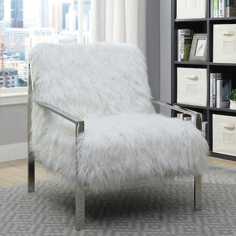 Delta Contemporary Accent Chair by FOA
