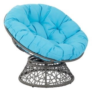 Link to The Curated Nomad Avoca Woven Wicker over Steel Frame Chair Similar Items in Living Room Chairs