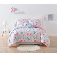 Laura Hart Kids Mermaids 3-piece Comforter Set