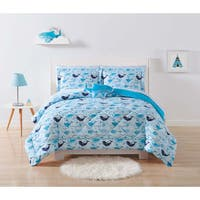 Laura Hart Kids Deep Blue Sea 3-piece Comforter Set