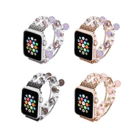 Jeweled Replacement Band for Apple Watch Series 1,2,&3