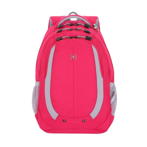 SwissGear Cranberry - Urban Heather 18 inch Laptop Backpack