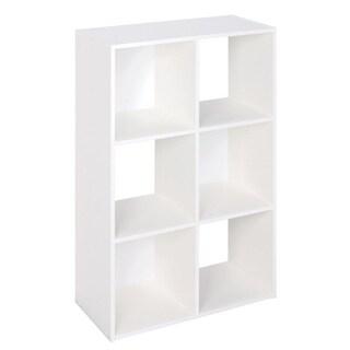 ClosetMaid 11-5/8 in. L x 35-7/8 in. H x 24-1/8 in. W Cube Cubeical Organizer White