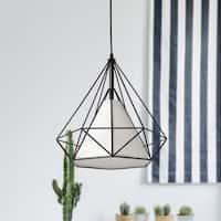 1-Light Cage Mini-Pendant