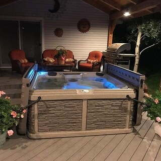 Hot Tubs Amp Spas For Less Overstock Com