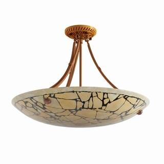 Pine Canopy Ochoco Five-Light 60-Watt Ceiling Lamp