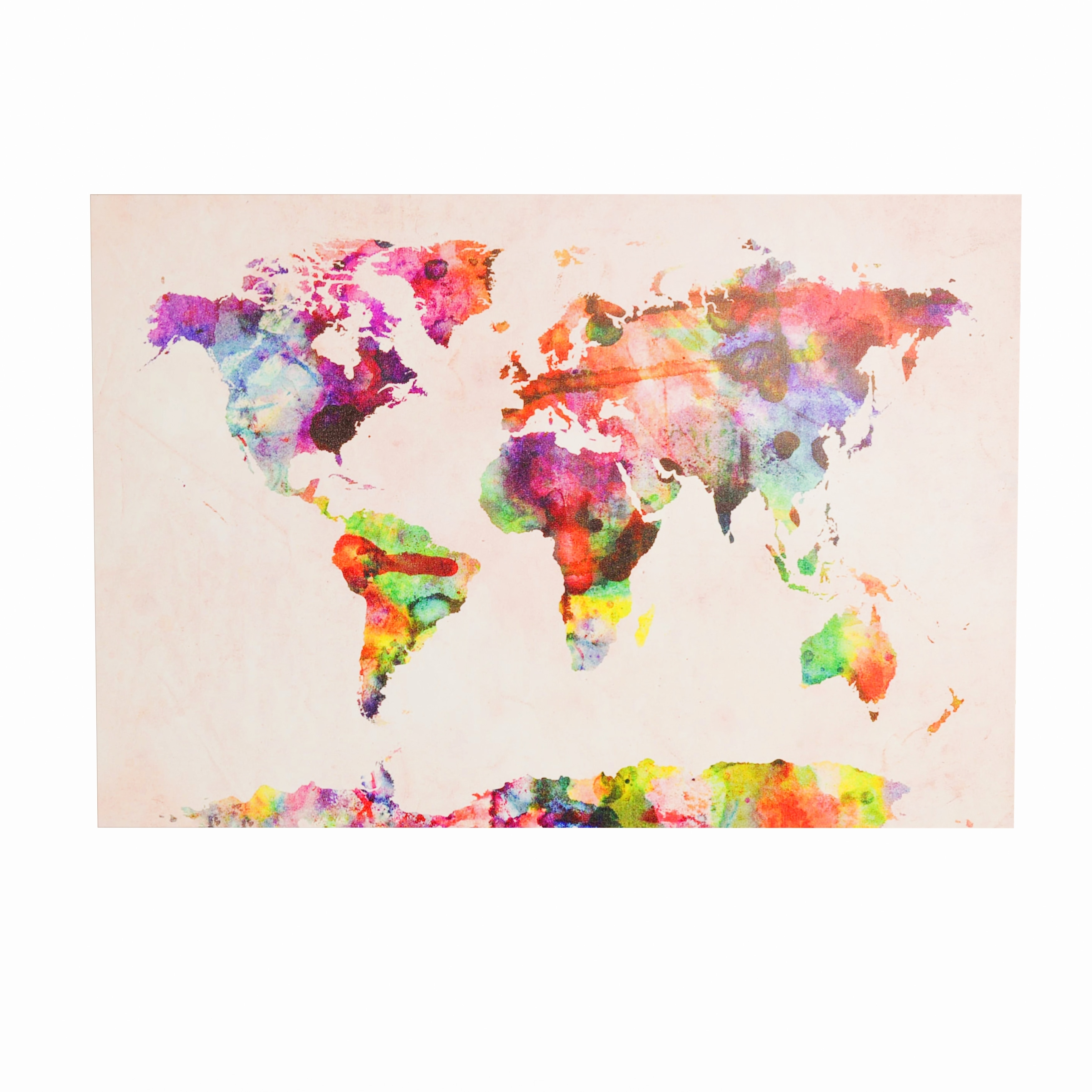The Curated Nomad 'Urban Watercolor World Map' Canvas Art on map curtains, cool world map art, map of western united states, gold glass art, map drawing art, united states map art, map of eastern united states, map color art, map framed art, brown abstract art, map home decor, map modge podge art, map mediterranean, map design, diy map art, map art prints, map pencil art, map border art, map wall decals, map food art,