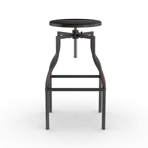 Superb Shop Turner Adjustable Stool On Sale Free Shipping Today Pabps2019 Chair Design Images Pabps2019Com