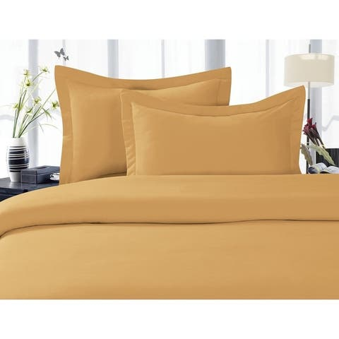 Elegant Comfort Luxurious Wrinkle-free and Fade-resistant Duvet Cover Set