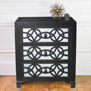 Buy Black, Mirrored Dressers & Chests Online at Overstock ...
