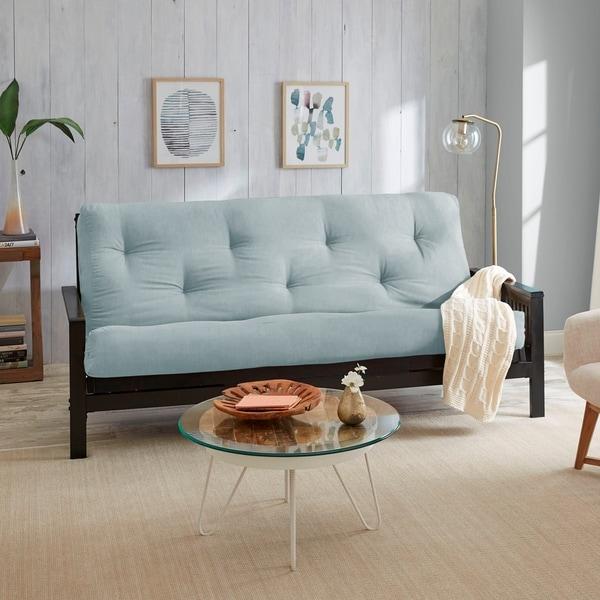 Porch & Den Owsley Full-size 8-inch Futon Mattress
