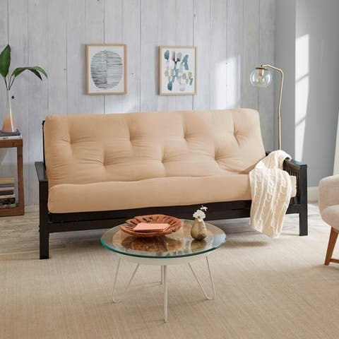 Porch & Den Hansen Full-size 10-inch Futon Mattress