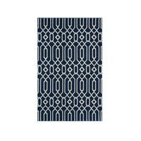 Clay Alder Home Honomuni Navy Indoor/outdoor Area Rug - 6'7 x 9'6