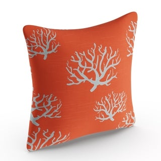 The Curated Nomad Grodin Coastal Throw Pillow