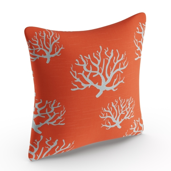 Havenside Home Waveland Coastal Throw Pillow