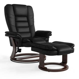 Buy Black Leather Living Room Chairs Online At Overstock Our Best