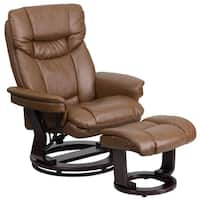 Shop Chocolate Traditional Brown 2 Piece Recliner And