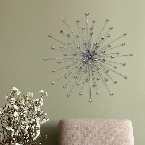 Carson Carrington Degerfors Burst Metal Wall Decor