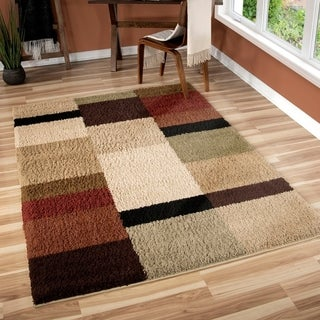 Clay Alder Home Bennett Riveting Shag Area Rug
