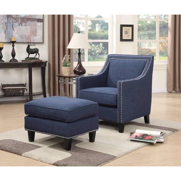 Shop Copper Grove Thorsen Chair & Ottoman