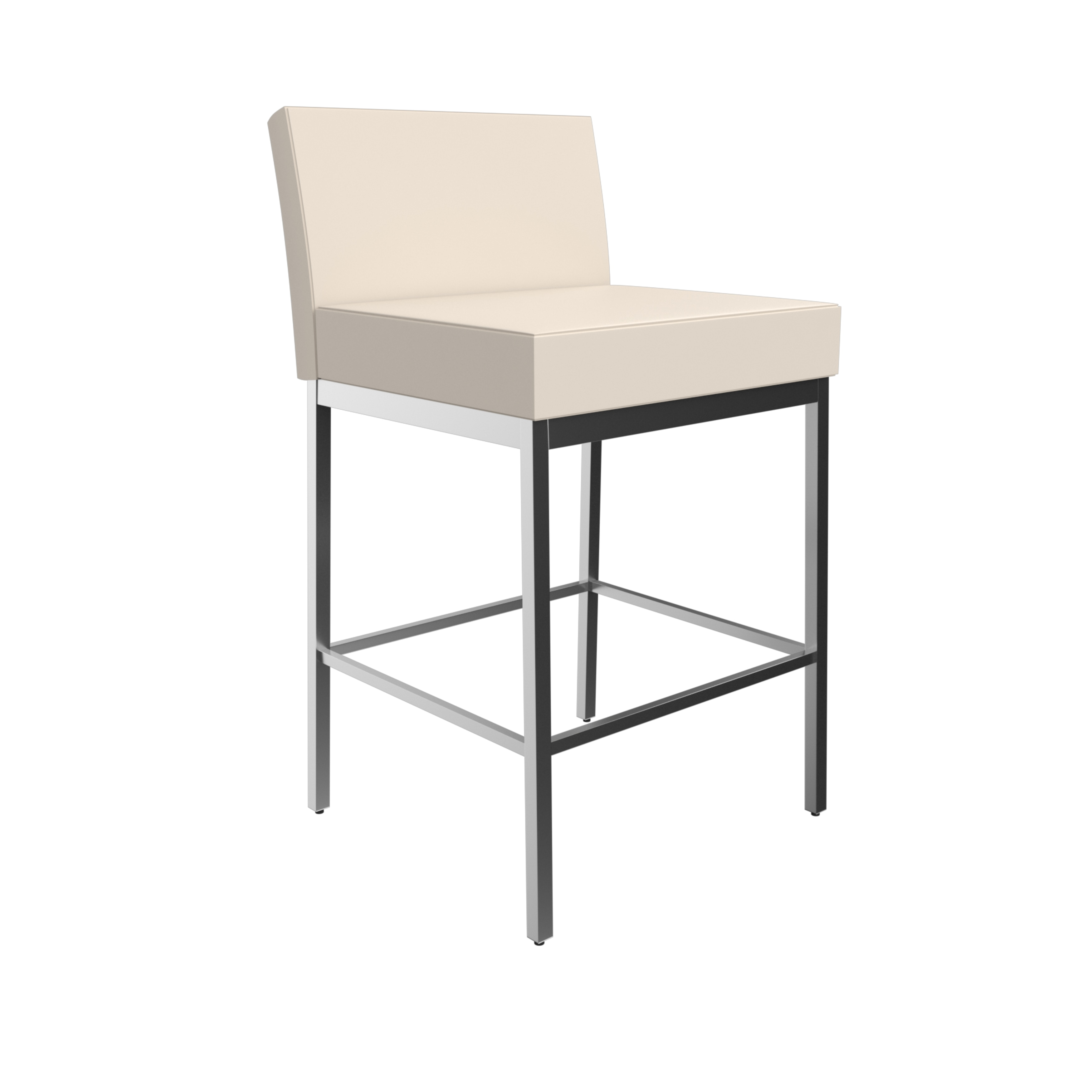 Remarkable Amisco Fairfield Metal Counter Stool Bralicious Painted Fabric Chair Ideas Braliciousco
