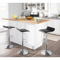 Porch & Den Tower Contemporary Ale Adjustable Barstools (Set of 2)